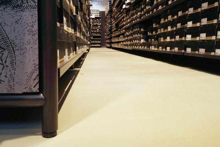 Industrieboden, CEMSYS zementbasierte Boden- und Wandsysteme Hermann Riedl in Osterhofen